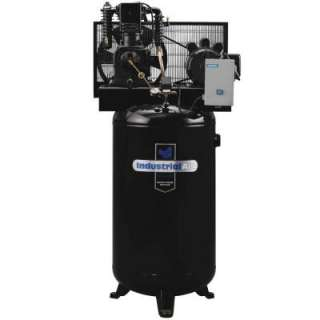 Industrial Air 80 Gallon Stationary Electric Air Compressor IV7518023