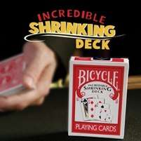 Incredible Shrinking Deck Magic Trick   Watch The Video Demo