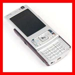 Unlocked Nokia N95 Cell Mobile Phone WIFI GPS 3G GSM FM 0758478011607