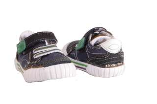 Stride Rite Green or Blue Caleb Casual Sneakers Boy Infants / Toddlers