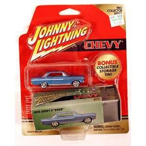 Johnny Lightning Pro Collector Series 1965 Chevy ll Nova