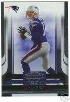 2006 Donruss Gridiron Gear #63 TOM BRADY Patriots