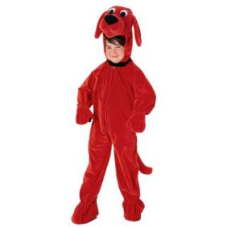 Halloween Costumes Clifford the Big Red Dog Deluxe Toddler Costume
