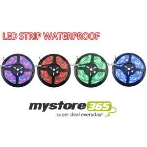 5M 5Meter RGB SMD 3528 300 LEDs Strip Light Waterproof