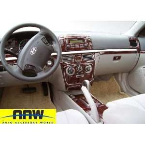HYUNDAI SONATA 2006 2007 2008 INTERIOR WOOD DASH TRIM KIT