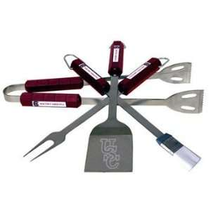 South Carolina Gamecocks NCAA BBQ Utensil Set Sports