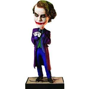 Batman The Dark Knight Joker Head Knocker Bobblehead Toys & Games