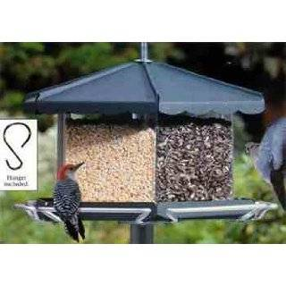 Perky Pet HF92 Gazebo Wild Bird Feeder Patio, Lawn & Garden