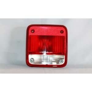 Chevy/Gmc Trucks Chev Van 1985 1996 Tail Lamp Lh