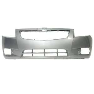 11 12 Chevy Cruze Front Bumper Cover Fascia Base Model