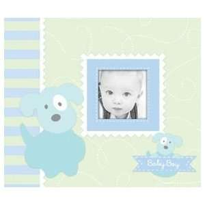 Sweet Pea Baby Boy Scrapbook To Go 8.5 x 8.5