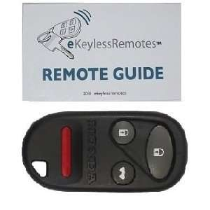1998 1999 Honda Accord Keyless Entry Remote Fob Clicker
