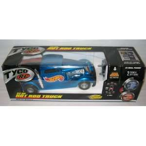Tyco Mattel Wheels R/C 6V DP Hot Rod Truck  Toys & Games