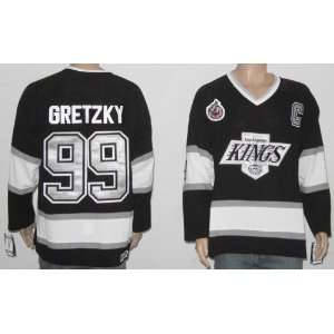 Jersey Los Angeles Kings #99 Black Jersey Hockey Jersey Sports
