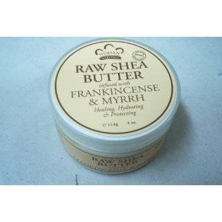 Organic Raw Shea Butter Intensive Moisturizer 5.50 Ounces Nourish Shea