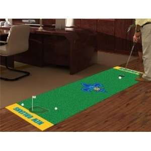 Orleans Hornets Golf Putting Green Runner Area Rug