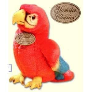 Yomiko Classics Parrot   Red Toys & Games