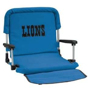 Detroit Lions NFL Deluxe Stadium Seat by Northpole Ltd