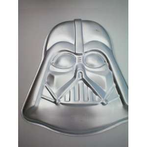 Wilton Star Wars Darth Vader Cake Pan    as shown    Instructions