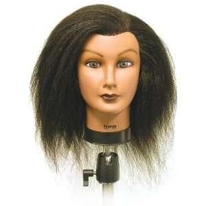 Celebrity Yolanda Cosmetology Yak Hair Manikin Beauty