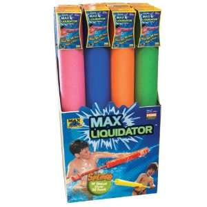 Max Liquidator Water Shooter (ONE) Toys & Games
