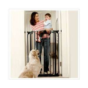 includes 2 x Extra Tall Swing Close Gates and 2 x 3.5 inch Extensions
