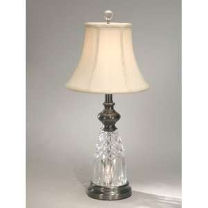 Dale Tiffany Cenacolo Crystal Night Light Table Lamp