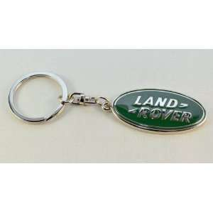 Land Rover Logo Zinc Alloy Key Chain Ring Automotive