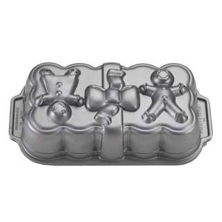 Gingerbread Loaf Pan Heavy Cast Aluminum 011172569486