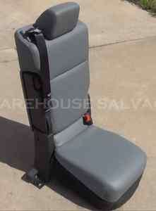 FORD SUPER DUTY SD VINYL F250 F350 F450 F550 CENTER CONSOLE JUMP SEAT