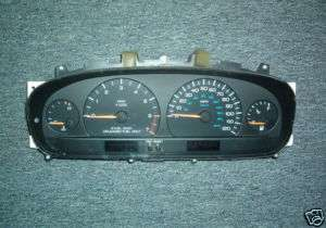 Dodge Caravan Plymouth Voyager Town & Country 4spd Instrument Cluster