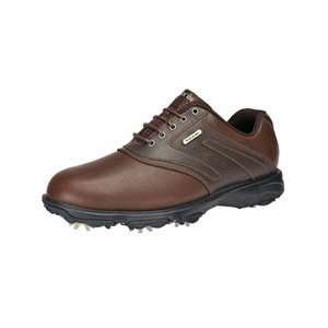 Etonic Sport Tech III Golf Shoes Mocha   Dark Brown 11 M