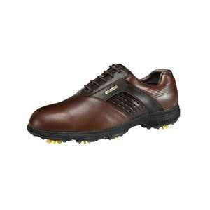 Etonic Dri Tech II Golf Shoes Mocha   Dark Brown 8 W